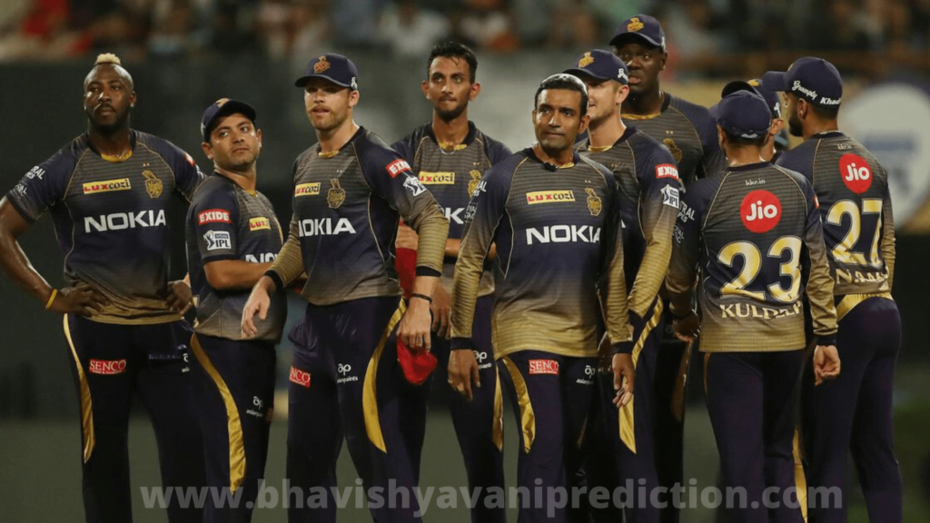 Kolkata Knight Riders 2020