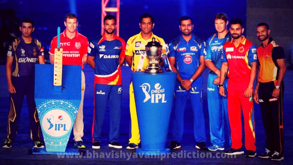 IPL Bhavishyavani Toss 2020