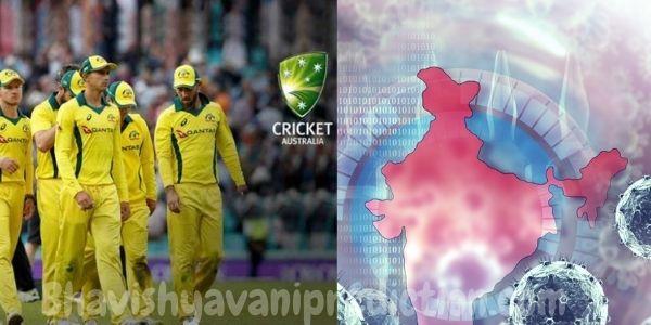 Cricket Australia donates USD 50,000